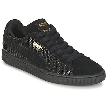 Sneakers basse Puma SUEDE GOLD WN'S