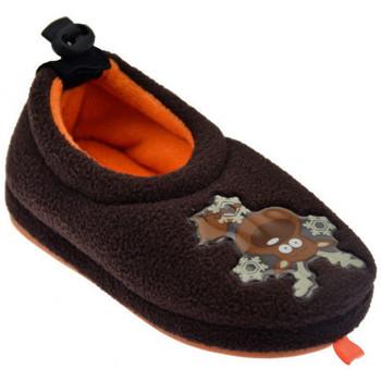 Scarpe Unisex bambino Pantofole De Fonseca Alcetta Pantofole marrone
