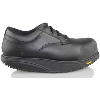 Scarpe Donna Sneakers basse Mbt SAFETY SHOE 2016 NEGRO