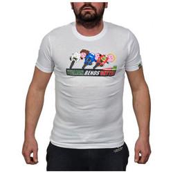 Abbigliamento Uomo T-shirt maniche corte Faccine Italian bend better T-shirt multicolore