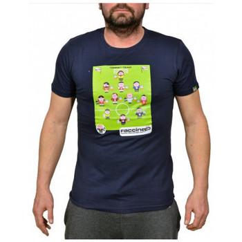 Abbigliamento Uomo T-shirt maniche corte Faccine Drik Team T-shirt multicolore
