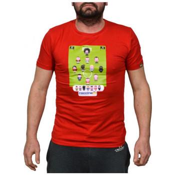 Abbigliamento Uomo T-shirt maniche corte Faccine Bad Team T-shirt multicolore