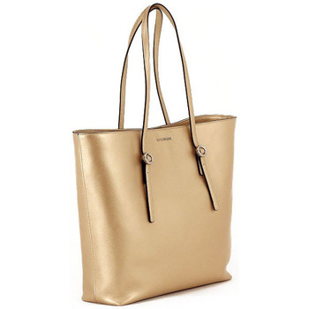 Borse Donna Tote bag / Borsa shopping Coccinelle MEL NEW PLATINO