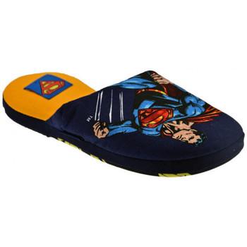 Scarpe Unisex bambino Pantofole De Fonseca Super Man Pantofole multicolore