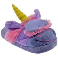 Scarpe Bambina Pantofole De Fonseca Unicorno Pantofole multicolore