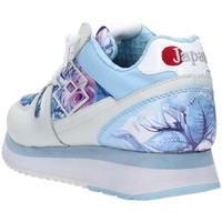Sneakers basse Lotto S3027 TOKYO WEDGE W Sneakers Donna  White/blue