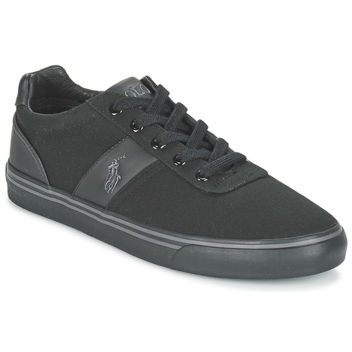 Scarpe Uomo Sneakers basse Polo Ralph Lauren HANFORD-NE Nero