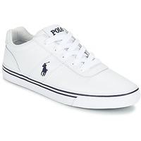 Scarpe Uomo Sneakers basse Polo Ralph Lauren HANFORD Bianco