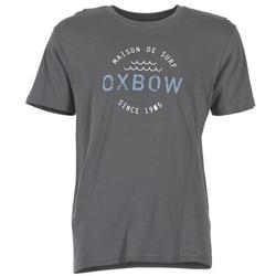 Abbigliamento Uomo T-shirt maniche corte Oxbow TANKER Grigio