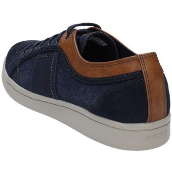 Scarpe Geox  WARRENS U620LA Sneakers Uomo Tela  Navy