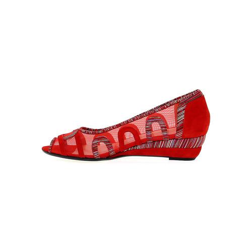 Martina Scarpa con tacco rosso - Scarpe Sandali Donna 21900