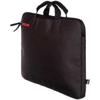 Borse Porta PC Quiksilver Bloom Nero