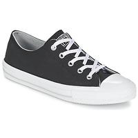 Scarpe Donna Sneakers basse Converse GEMMA TWILL OX Nero