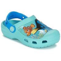 Scarpe Bambino Zoccoli Crocs CC DORY CLOG Blu