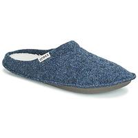 Scarpe Pantofole Crocs CLASSIC SLIPPER MARINE / Rosso