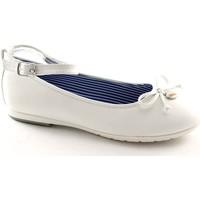 Scarpe Bambina Ballerine Asso 45008 white bianco 33/36 scarpe bambina ballerine cinghietta Bianco