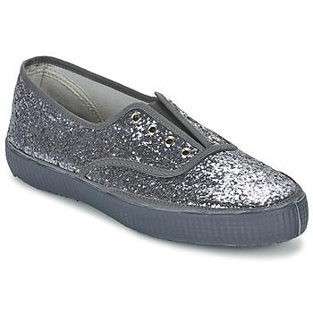 Scarpe Donna Sneakers basse Chipie JOSS GLITTER Antracite