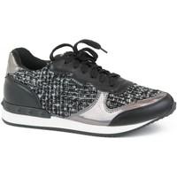 Scarpe Bambina Sneakers basse Bass3d 41063 Negro