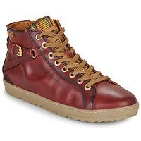 Scarpe Donna Sneakers alte Pikolinos LAGOS 901 Bordeaux