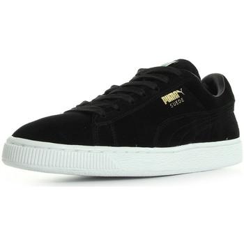 Scarpe Donna Sneakers basse Puma Suede Classic + Nero