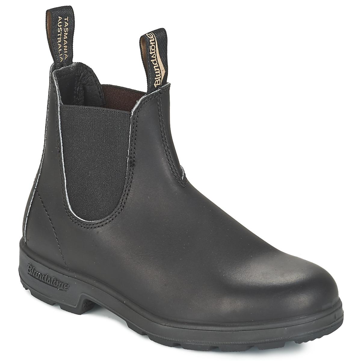 Blundstone CLASSIC BOOT Nero / Marrone - Consegna gratuita   Spartoo.it ! -  Scarpe Stivaletti 175,00 €