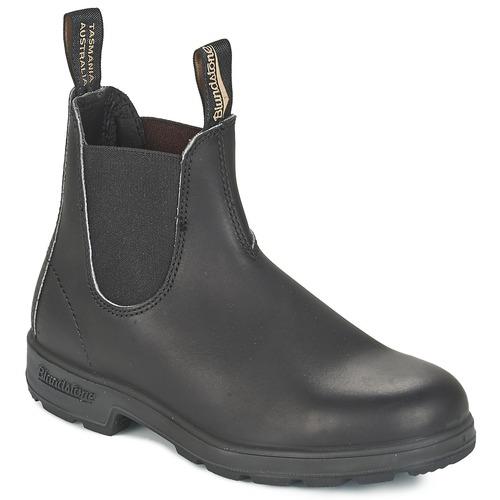 Blundstone CLASSIC BOOT Nero / Marrone  Scarpe Stivaletti  165