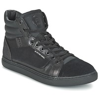 Scarpe Uomo Sneakers alte G-Star Raw NEW AUGUR Nero