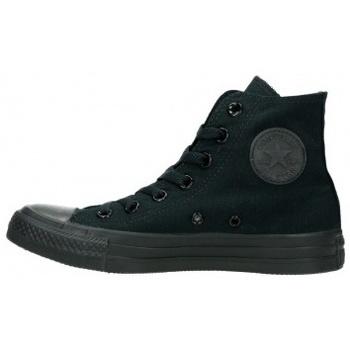 Scarpe Uomo Sneakers alte Converse Chuck Taylor All Star Core Hi Women nero
