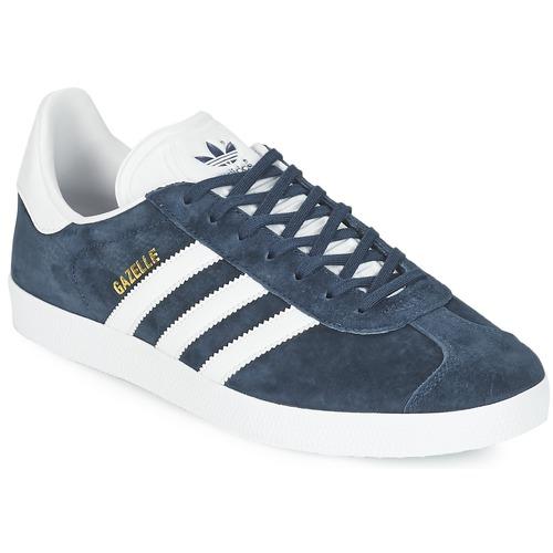 low priced 2aaff 07fb7 Scarpe Sneakers basse adidas Originals GAZELLE Marine