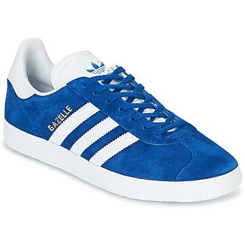 Scarpe Sneakers basse adidas Originals GAZELLE Blu