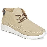 Scarpe Uomo Sneakers alte Asfvlt YUMA Beige