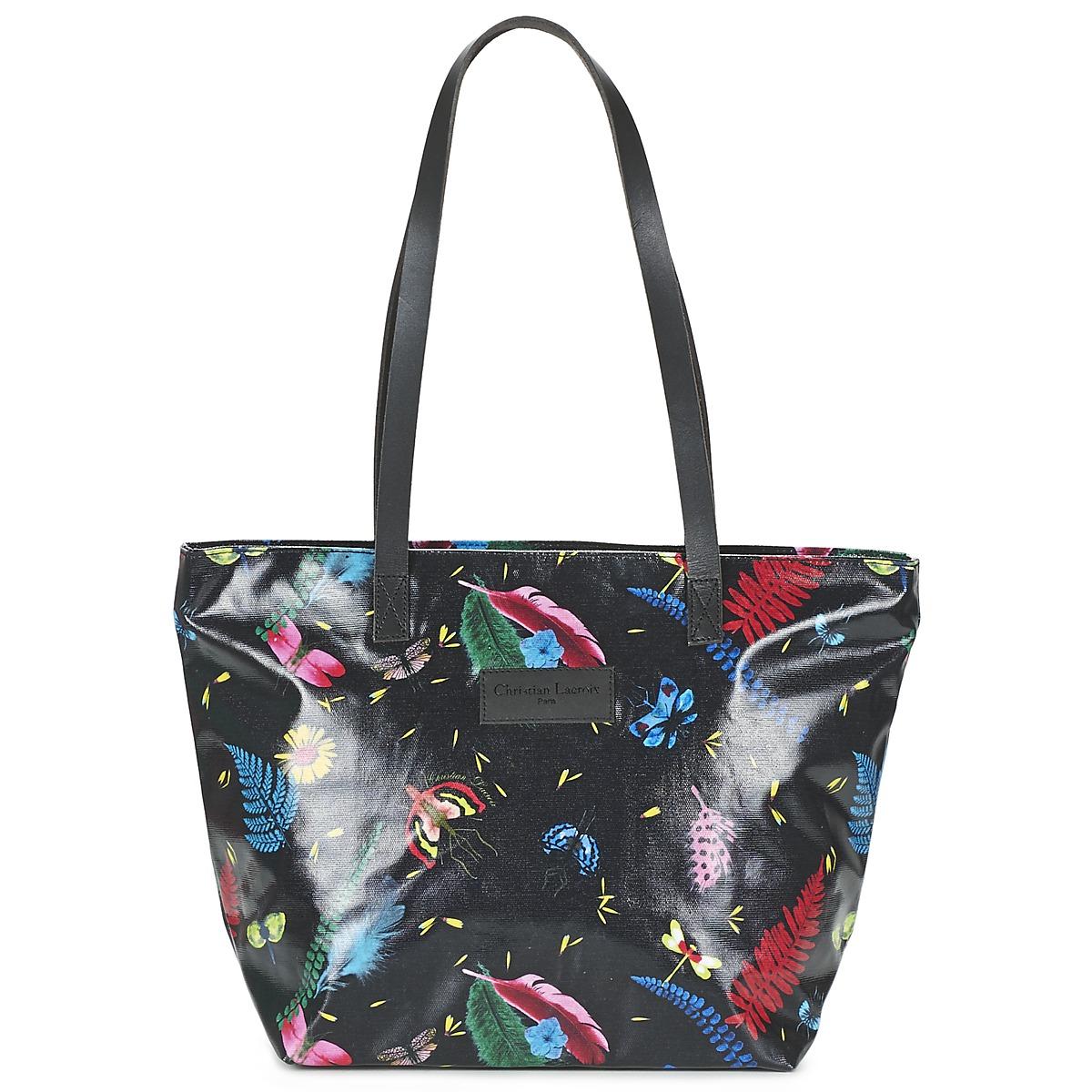 christian lacroix flamenco 2 nero consegna gratuita con borse borse a spalla. Black Bedroom Furniture Sets. Home Design Ideas