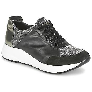Scarpe Donna Sneakers basse Tosca Blu EDEN Nero