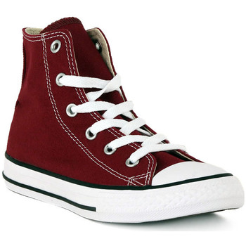 Scarpe Uomo Sneakers alte Converse ALL STAR HI MAROON Marrone