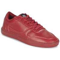 Scarpe Uomo Sneakers basse Sixth June SEED ESSENTIAL Rosso