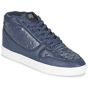 Scarpe Uomo Sneakers alte Sixth June NATION PEAK MARINE