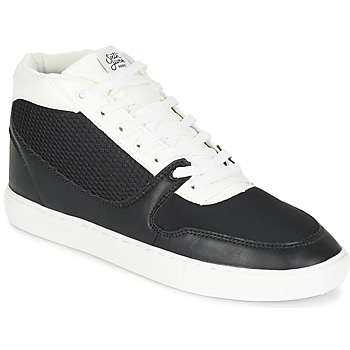 Scarpe Uomo Sneakers alte Sixth June NATION WIRE Nero / Bianco