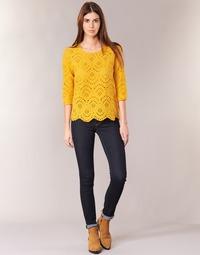Abbigliamento Donna Jeans slim Pepe jeans NEW BROOKE Blu