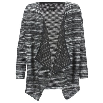 Abbigliamento Donna Gilet / Cardigan Pepe jeans NURIAS Grigio