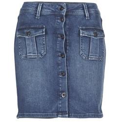 Abbigliamento Donna Gonne Pepe jeans SCARLETT Blu