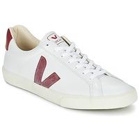 Scarpe Sneakers basse Veja ESPLAR Bianco / Rosso