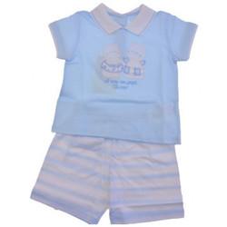 Abbigliamento Bambino Tuta jumpsuit / Salopette Chicco Completo Pap àNeonati multicolore