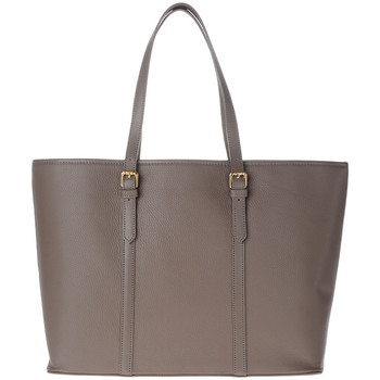 Borsa Shopping Dudu  Borsa donna shopping bag Made in Italy in vera pelle dollaro a s