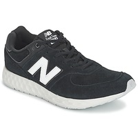 Scarpe Sneakers basse New Balance MFL574 Nero / Grigio