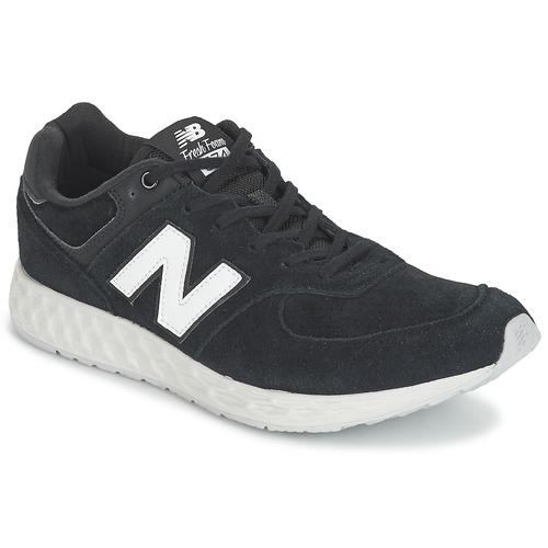 New Balance MFL574 Nero / Grigio  Scarpe Sneakers basse  65