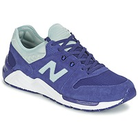 Scarpe Uomo Sneakers basse New Balance ML009 Blu