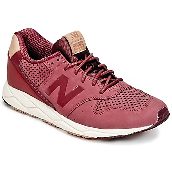 Scarpe Donna Sneakers basse New Balance WRT96 Rosso