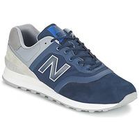 Scarpe Sneakers basse New Balance MTL574 Blu / Grigio