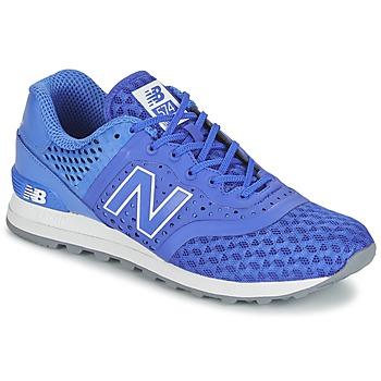 Scarpe Uomo Sneakers basse New Balance MTL574 Blu