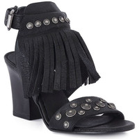 Scarpe Donna Sandali Juice Shoes SANDALO PAMPLONA Nero